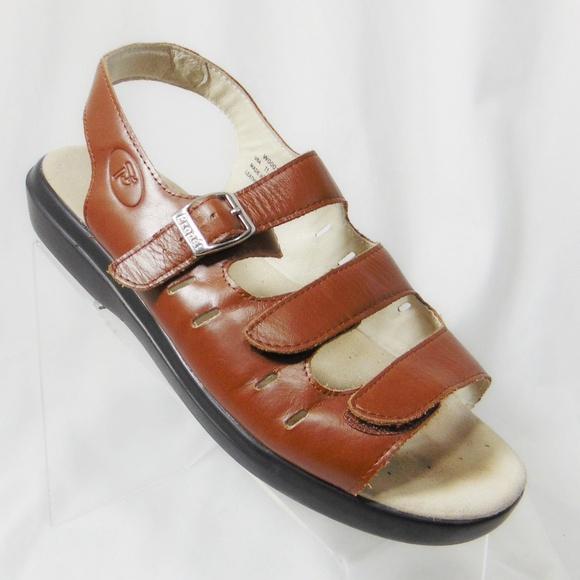 901a67e43f Propet Shoes   Breeze W0001 Comfort Sandals Sz 11 Brown   Poshmark